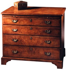 Walnut-Chest-Of-Drawers-With-Slide-In-X-Antique-Finish_Arthur-Brett_Treniq_0