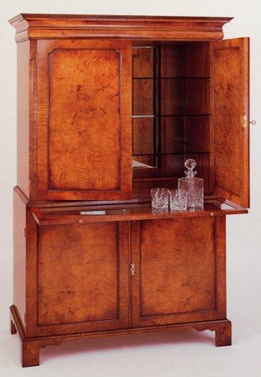 Walnut drinks cabinet arthur brett treniq 1 1539170356531