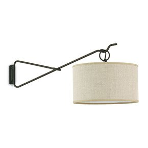 Lia Applique Grande Big Wall Lamp - Cantori - Treniq