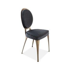 Miss Sedia Schienale Imbottito Dining Chair - Cantori - Treniq