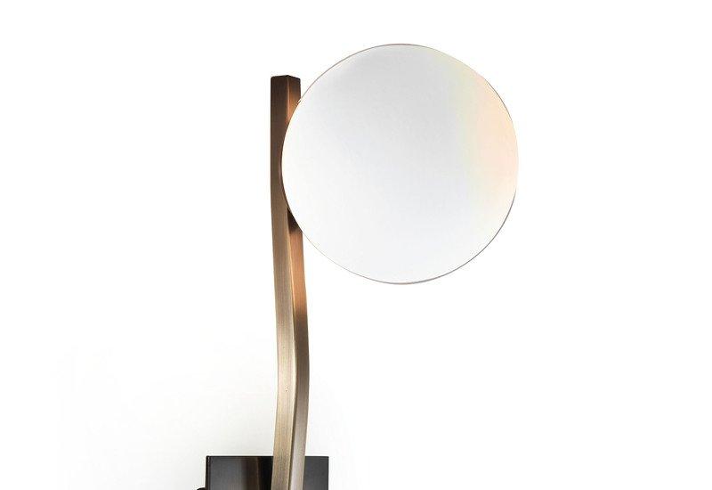 Noa sfera applique wall lamp contemporary by cantori treniq