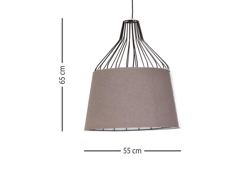 Sofia lampadario grande big chandelier cantori treniq 5
