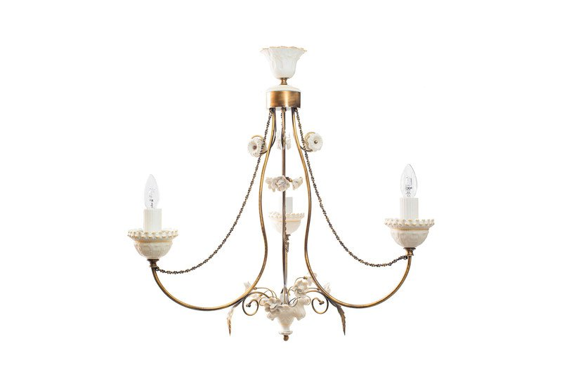 Lampadario ii light chandelier giulia mangani treniq 1