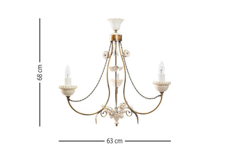 Lampadario ii light chandelier giulia mangani treniq 5