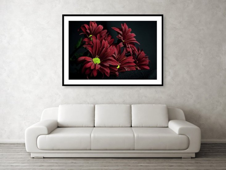 Crimson lime framed art eric christopher jackson treniq 2 1539353188503