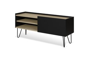 Nina-Tv-Table-In-Light-Oak-And-Black_Tema-Home_Treniq_0