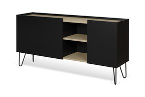 Nina-Sideboard-Light-Oak-And-Black_Tema-Home_Treniq_0