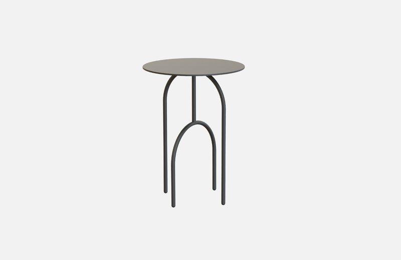 Dome coffee table black miist treniq 1 1540544511407