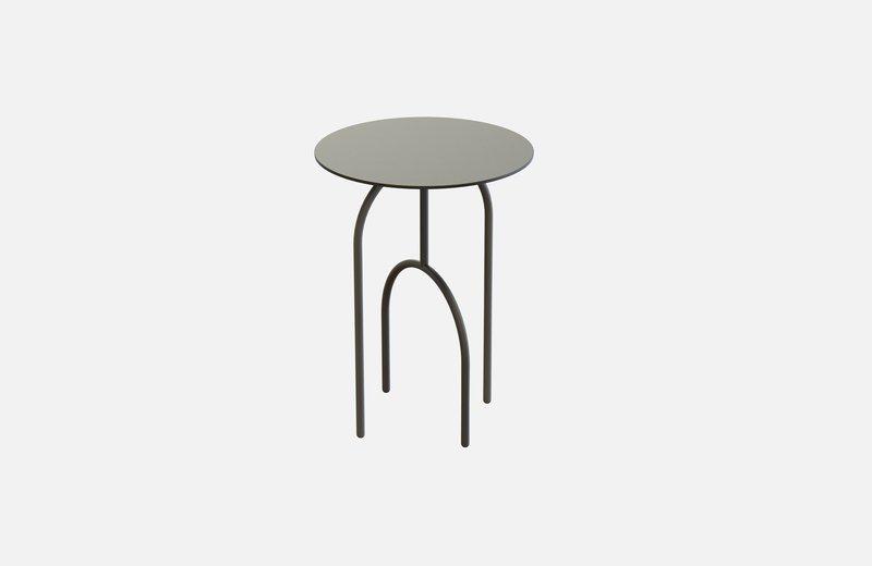 Dome coffee table black miist treniq 1 1540544511409