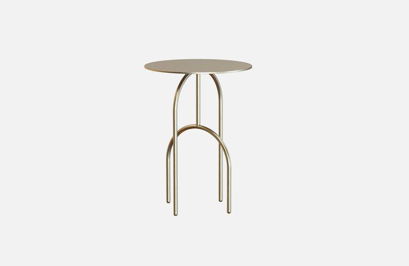 Dome coffee table brass miist treniq 4 1540544595058
