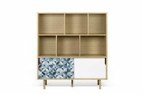 Dann-Tiles-Cupboard-W/-Petal-Pattern_Tema-Home_Treniq_0