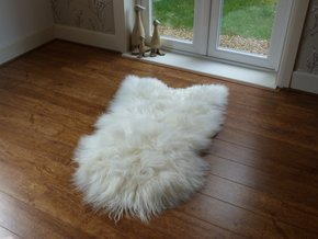 Icelandic Sheepskin Rug Natural Single