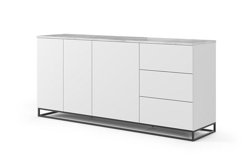 Metalic legs in white marble temahome treniq 1 1540985284506
