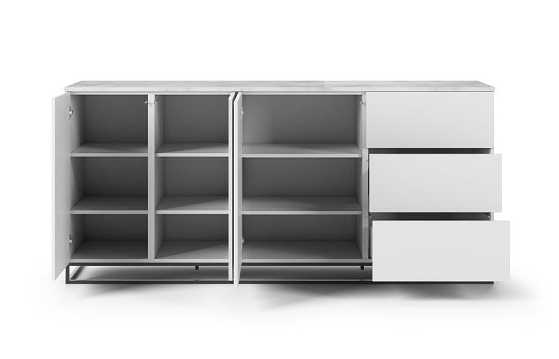 Metalic legs in white marble temahome treniq 1 1540985284512