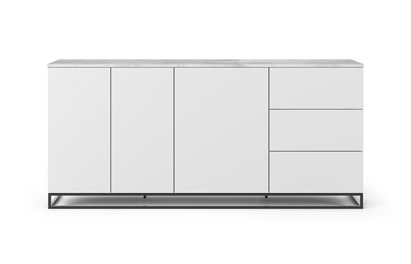 Metalic legs in white marble temahome treniq 1 1540985284508