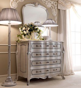Ornate Italian Chest of Drawers