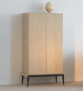 London Collection Contemporary Storage Dressing Cabinet