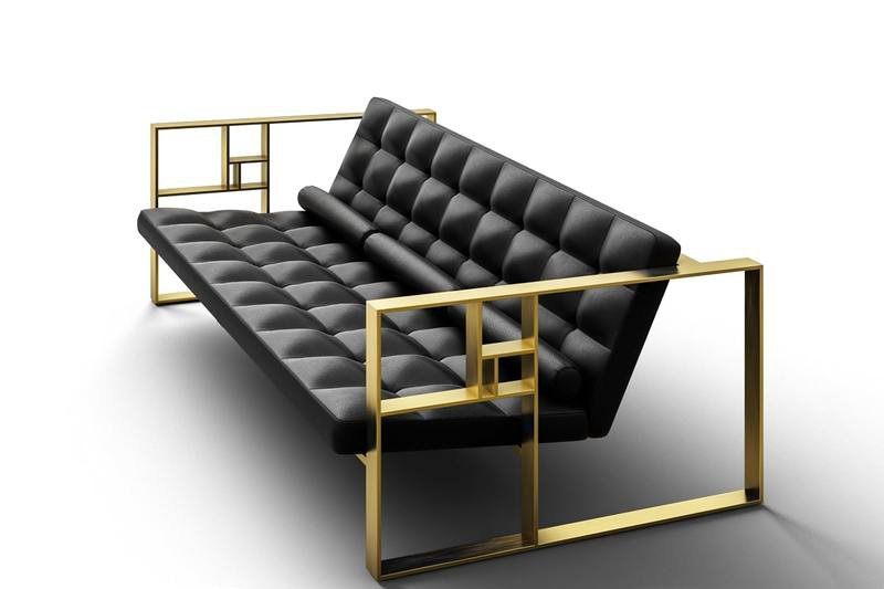 Golden section sofa