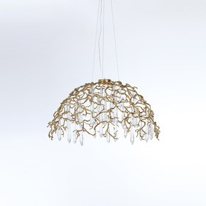 Aqua Suspension Lamp - Serip - Treniq