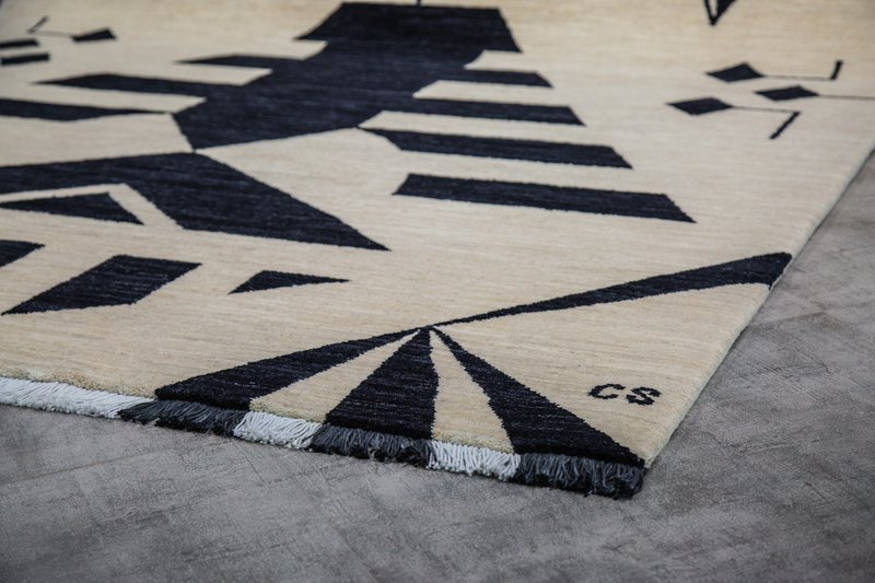%22tribal black%22 rug  carpets cc treniq 1 1542354259682