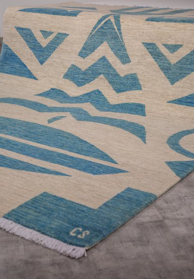 %22tribal blue%22 rug  carpets cc treniq 1 1542354931630