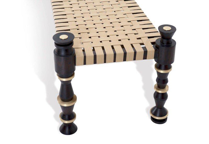 Charpai bench gauri khan designs treniq 4