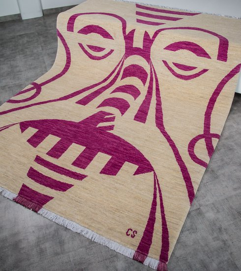 %22tribal pink%22 rug  carpets cc treniq 1 1542444339752