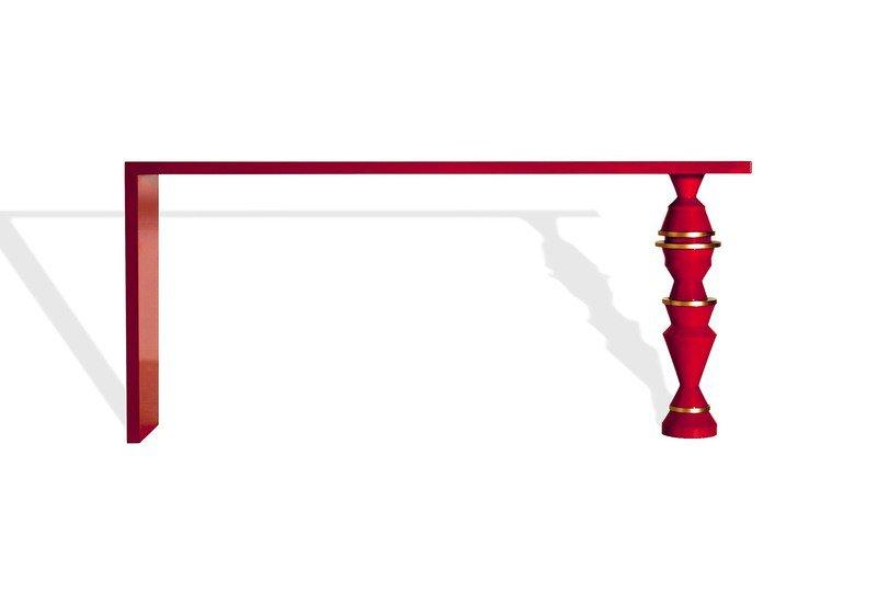 Contour console table gauri khan designs treniq 2