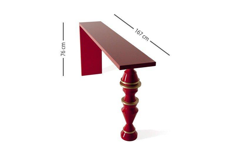 Contour console table gauri khan designs treniq 5