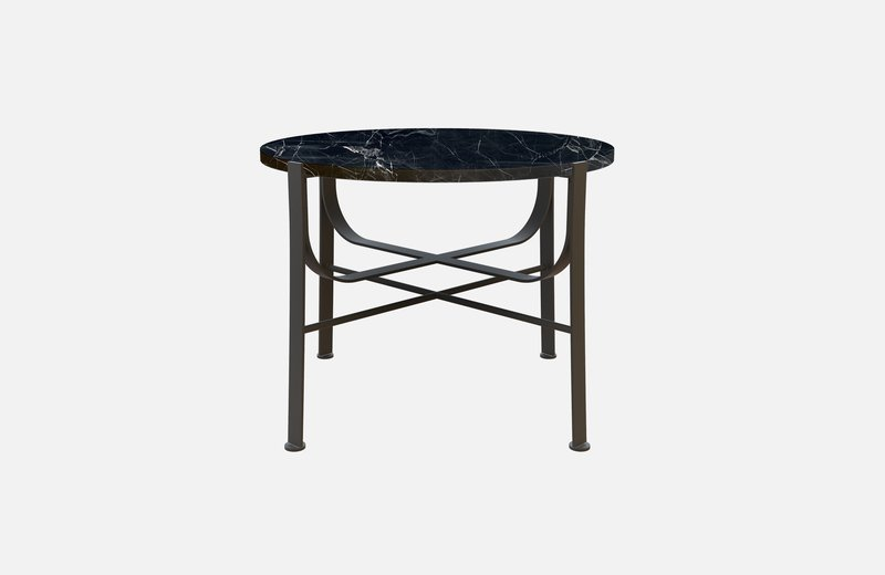 Merge coffee table black with black marble miist treniq 3 1542900331373