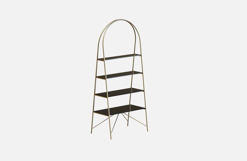 Bisset bookcase brass miist treniq 5 1542903551757