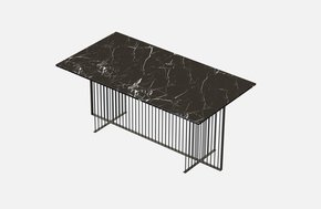 Meister-Dining-Table-Black-With-Black-Marble_Miist_Treniq_0