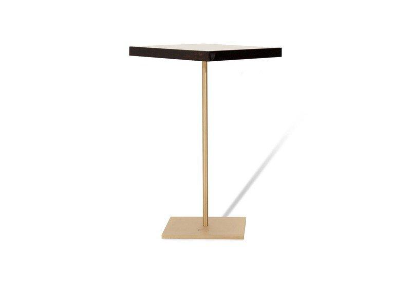 Geometric lectern square side table ii gauri khan designs treniq 1
