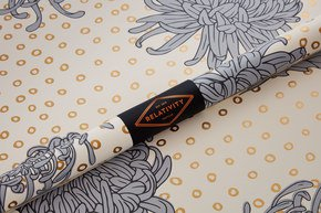 Kanoko-Wallpaper-Gold_Relativity-Textiles_Treniq_0