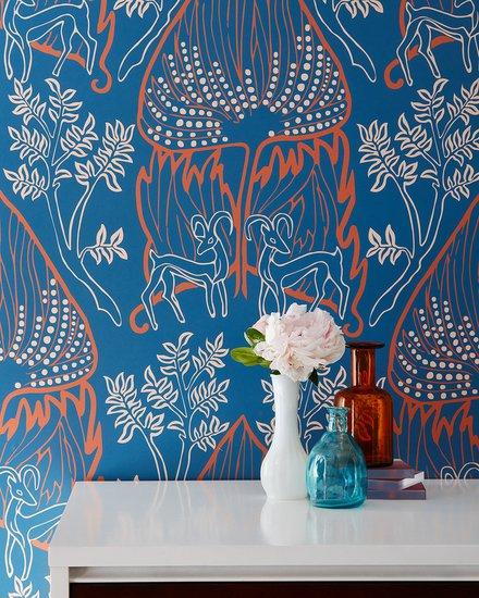 Arabian nights wallpaper   clay relativity textiles treniq 1 1543348916874