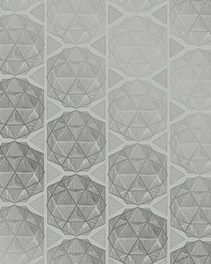 Escher-Wallpaper-Gray_Relativity-Textiles_Treniq_0