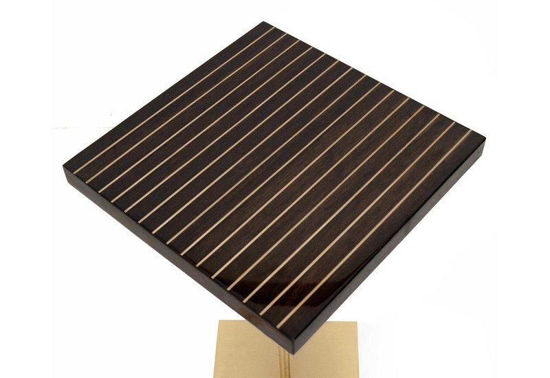 Geometric lectern square side table ii gauri khan designs treniq 3