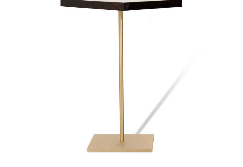 Geometric lectern square side table ii gauri khan designs treniq 4