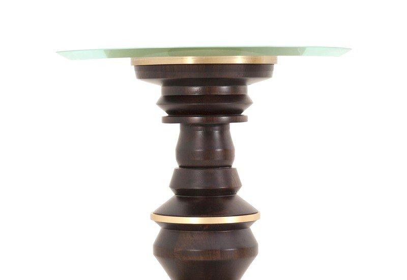 Scuplt side table gauri khan designs treniq 2