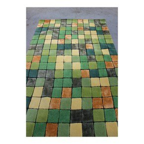 RIM-ST-191: Hand Tufted Rug