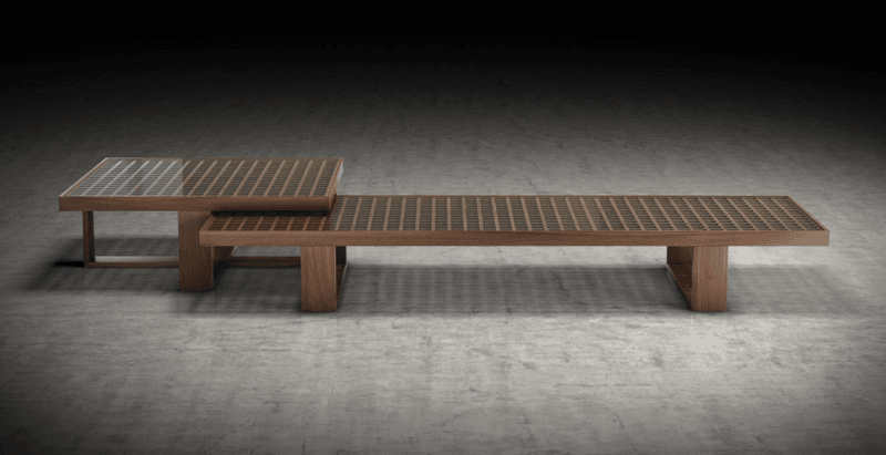 Leed coffee table by ronald scliar sasson (nested optional) kelly christian design ltd treniq 1 1544357124721