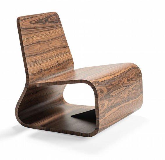 Blue lounge chair by ronald scliar sasson kelly christian design ltd treniq 1 1544387655770