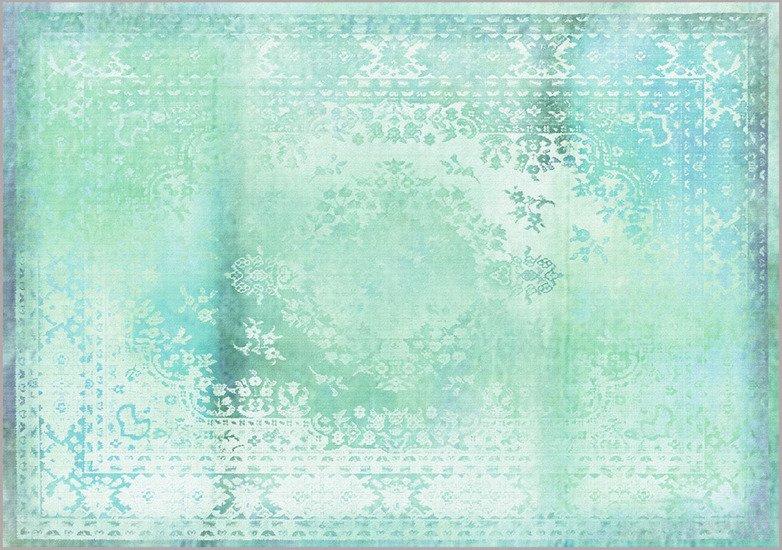 Kashan remix light green rug mineheart treniq 1 1544517599681