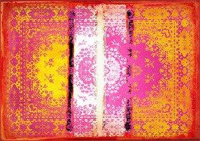 Kashan-Remix-Orange-Pink-Rug_Mineheart_Treniq_0