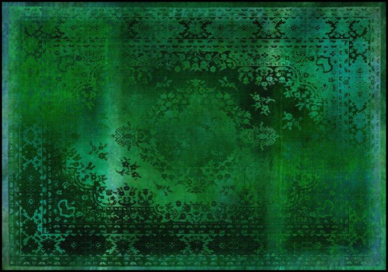 Kashan remix green rug mineheart treniq 1 1544520723607