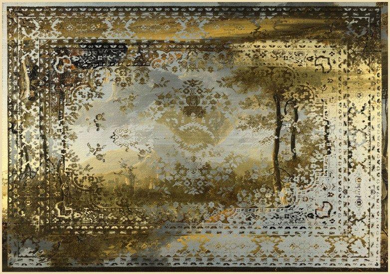 Kashan remix landscape rug mineheart treniq 1 1544521104510