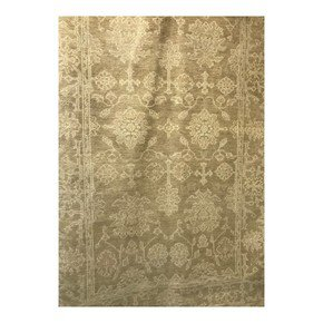 26340: Hand Knotted Rug