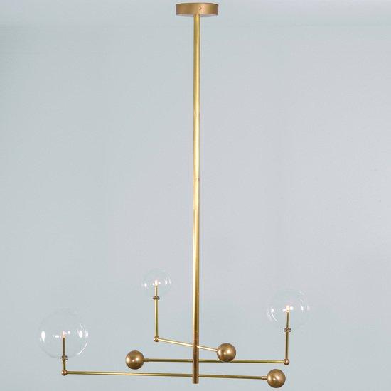 Brass universe chandelier schwung home treniq 6 1544789321403