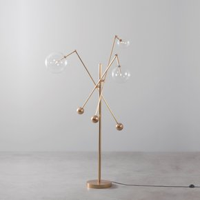 Brass-Milan-3-Arms-Floor-Lamp_Schwung-Home_Treniq_0