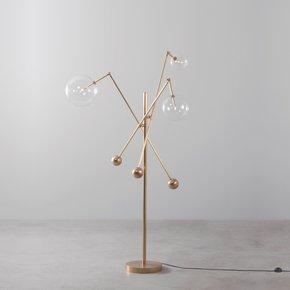 Brass-Milan-3-Arms-Floor-Lamp_Schwung-Home_Treniq_0